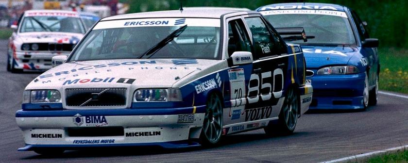 Jan Nilsson STCC Gelleråsen 1996 Foto Tony Welam
